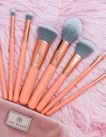 Ace Beaute Ace Beaute Blush Brush Set