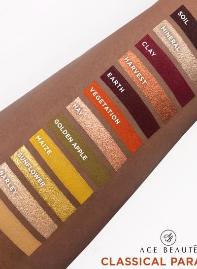 Ace Beaute Ace Beaute Classical Paradise Eyeshadow Palette