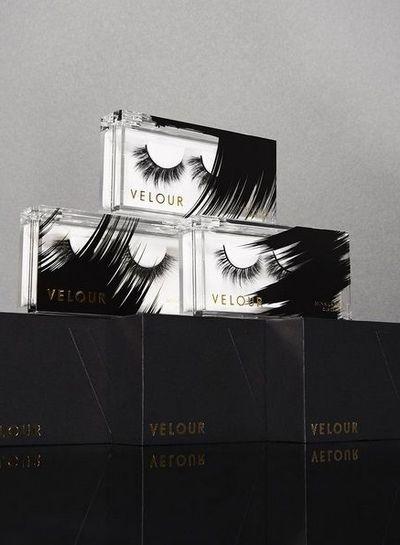 Velour Lashes Velour Lashes Luminous Collection- Adore Platinum