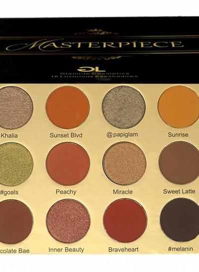 Glamlite Glamlite Masterpiece Palette