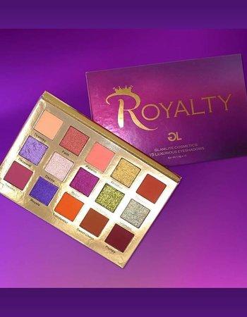 Glamlite Glamlite Royalty Palette