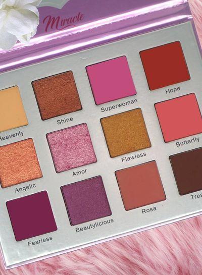 Glamlite Glamlite Miracle Palette