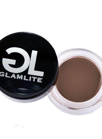 Glamlite Glamlite Brow Pomade - Medium brown