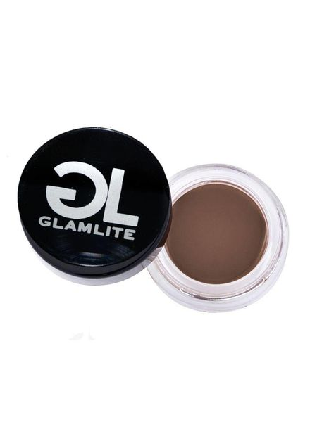 Glamlite Glamlite Brow Pomade - Medium brown