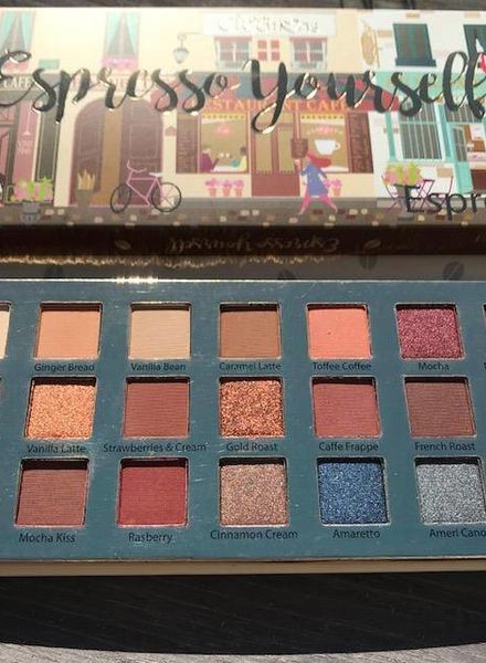 Beauty Creations  Beauty Creations Espresso yourself Palette