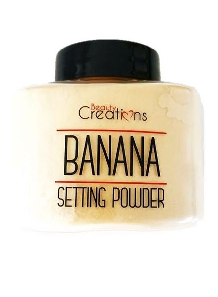 Beauty Creations  Beauty Creations Banana Setting Powder