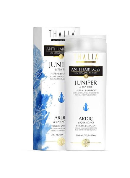 Thalia Beauty Thalia - Wacholder & Tee Baum Shampoo 300 ml