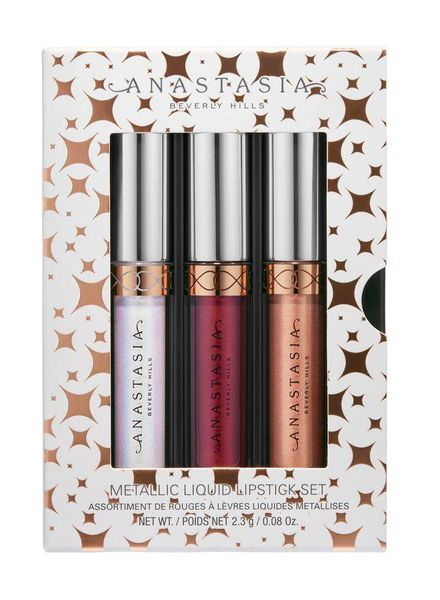 Anastasia B.H. Anastasia Beverly Hills Metallic Liquid Lipstick Set