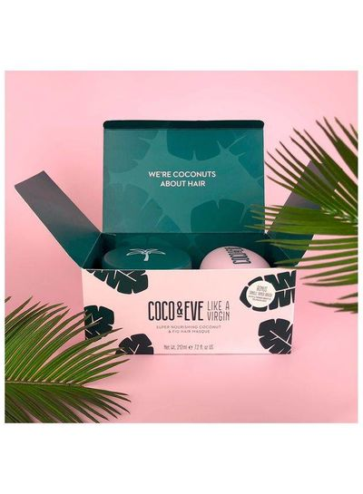 Coco & Eve Coco & Eve Super Nourishing Coconut & Fig Hair Masque