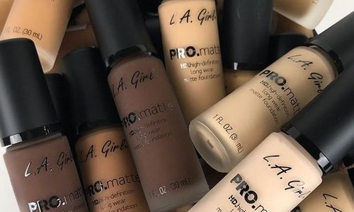 L.A. Girl Foundation