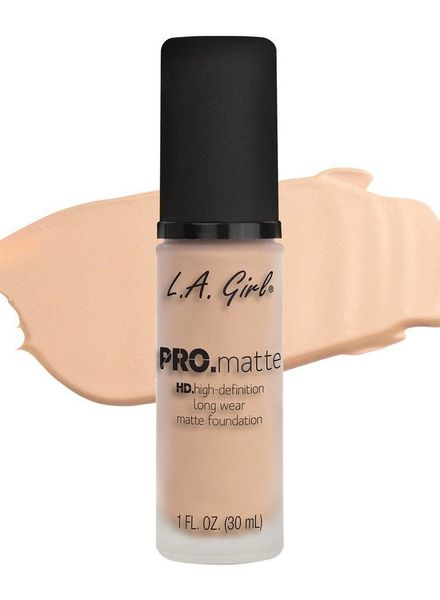 L.A. Girl PRO Matte Foundation - Porcelain