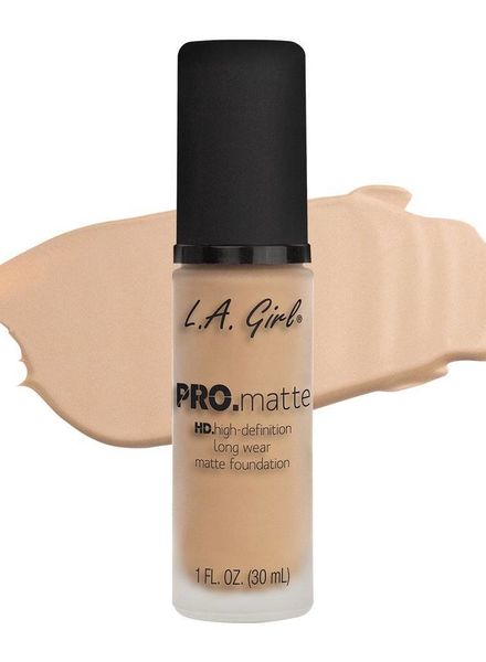 L.A. Girl L.A. Girl PRO Matte Foundation - Nude