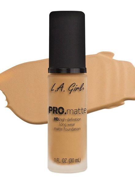 L.A. Girl PRO Matte Foundation - Natural