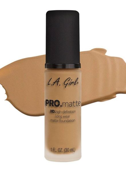 L.A. Girl PRO Matte Foundation - Medium Beige