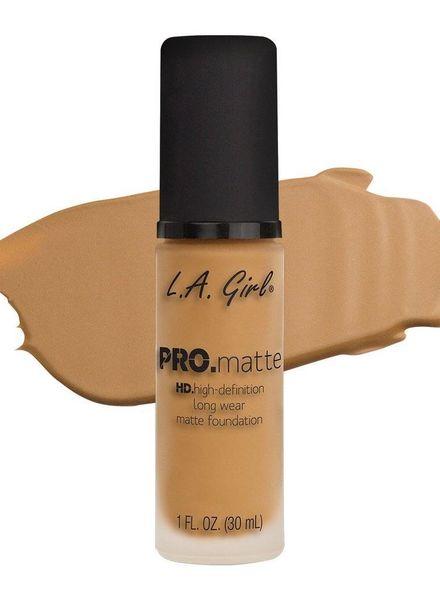 L.A. Girl PRO Matte Foundation - Light Tan