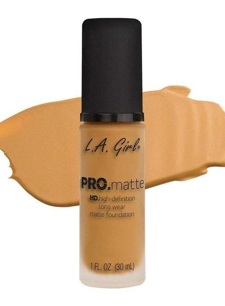 L.A. Girl PRO Matte Foundation - Soft Honey