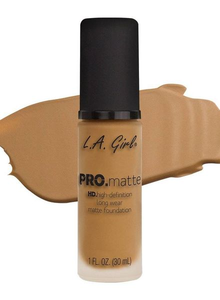 L.A. Girl PRO Matte Foundation - Sand
