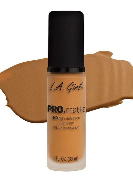 L.A. Girl PRO Matte Foundation - Golden Bronze