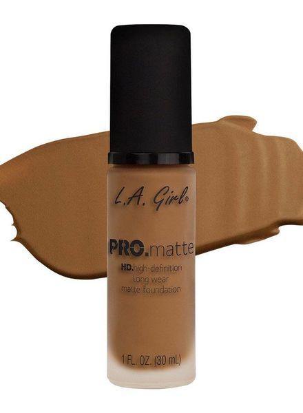 L.A. Girl PRO Matte Foundation - Cafe