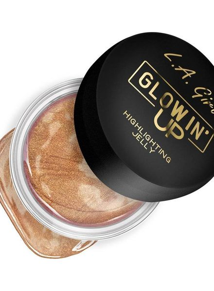 L.A. Girl Glowin up Highlighting Jelly Glow Girl