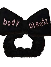 Bodyblendz Bodyblendz Black Bow Headband