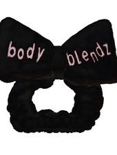 Bodyblendz Bodyblendz Black Bow Headband