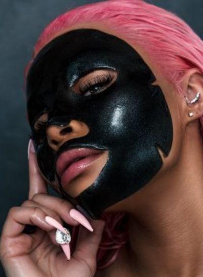 Bodyblendz Crystal Collagen Facial Masks (x4 Masks)