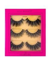 Ace Beaute Ace Beaute Glam Girl Eyelash Trio