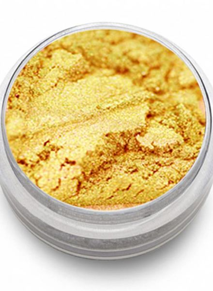 Smolder Cosmetics Smolder Cosmetics Loose Glam Dust Collection - gold digger