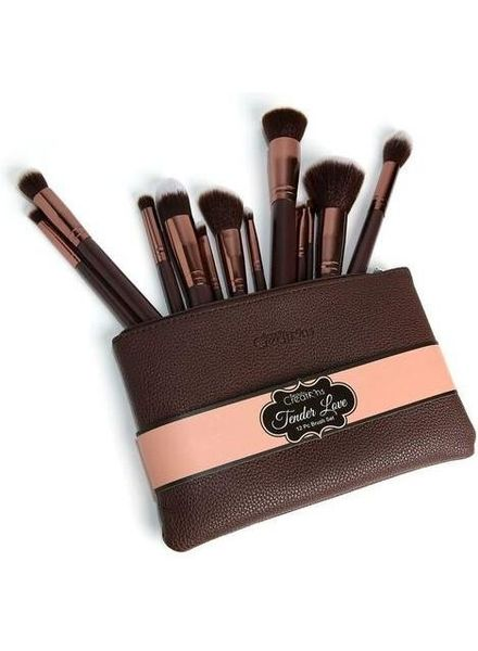 Beauty Creations  Beauty Creations Tender Love brush set 12pcs