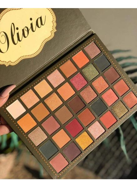 Beauty Creations  Beauty Creations Palette - Olivia