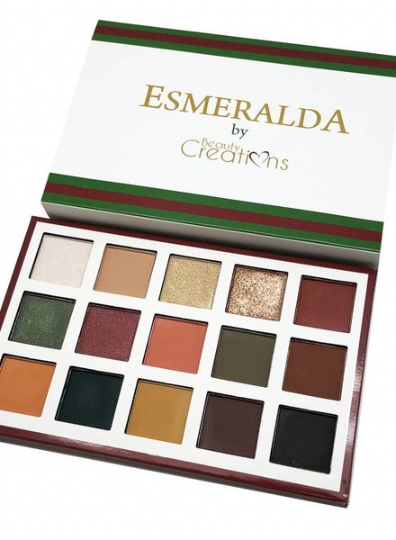 Beauty Creations  Beauty Creations Palette - Esmeralda I