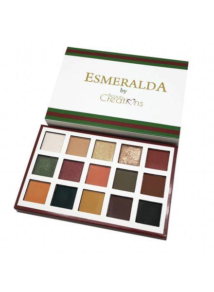 Beauty Creations  Beauty Creations Palette - Esmeralda I