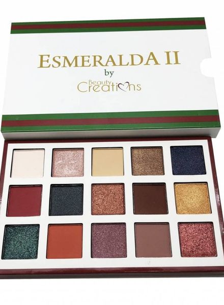 Beauty Creations  Beauty Creations Palette - Esmeralda II