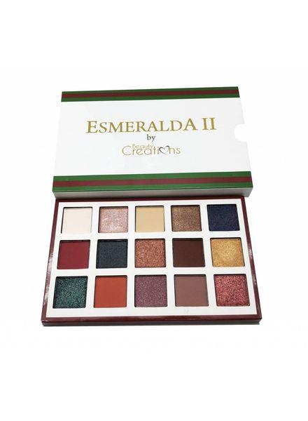 Beauty Creations  Beauty Creations Palette - Esmeralda II