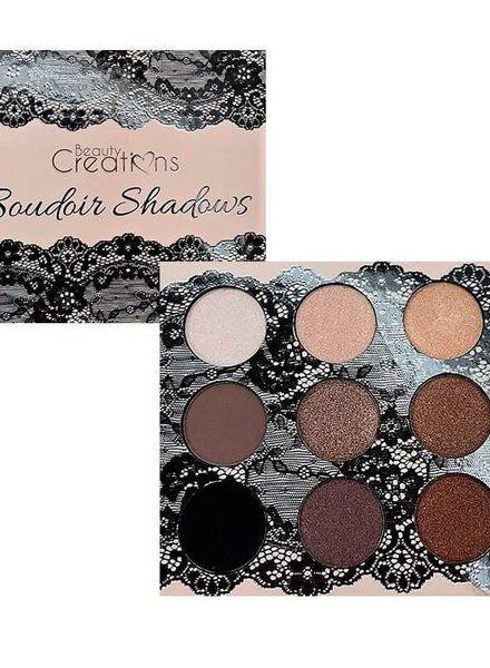 Beauty Creations  Beauty Creations Palette - Boudoir Neutral