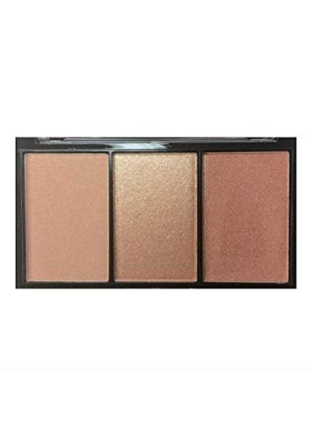 Beauty Creations  Beauty Creations Glow #2 Highlighter Palette