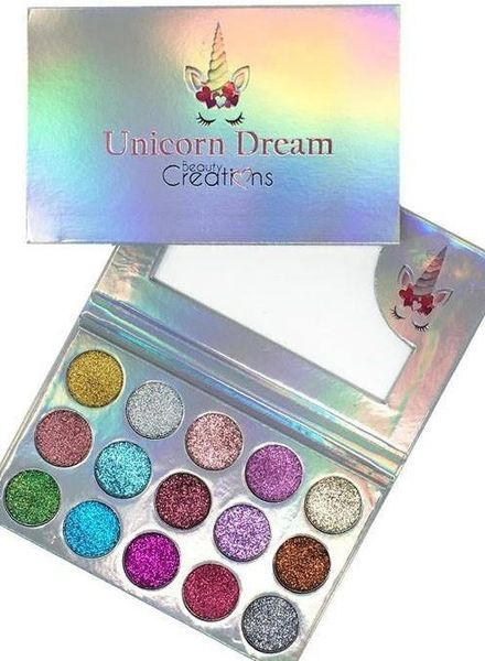 Beauty Creations  Beauty Creations Unicorn Dream Glitter Palette