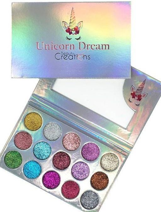 Beauty Creations Unicorn Dream Glitter Palette Monolith Beauty