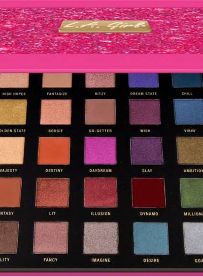 L.A. Girl 35 Color Eyeshadow Palette
