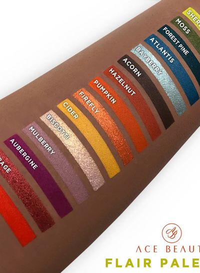 Ace Beaute Ace Beaute Flair Eyeshadow Palette