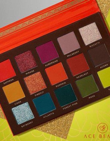 Ace Beaute Ace Beaute Flair Eyeshadow Palette