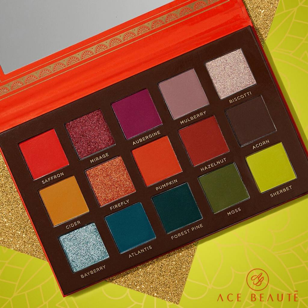 Ace Beaute Flair Eyeshadow Palette Monolith Beauty Lifestyle