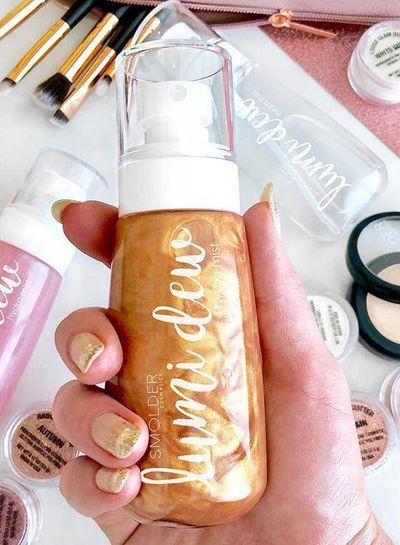 Smolder Cosmetics Lumi Dew Hydra Mist - Oasis