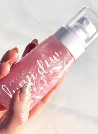 Smolder Cosmetics Lumi Dew Hydra Mist - Satin Sheets