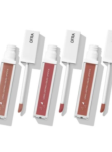 OFRA Cosmetics Ofra Long Lasting Liquid Lip Set - Island Time