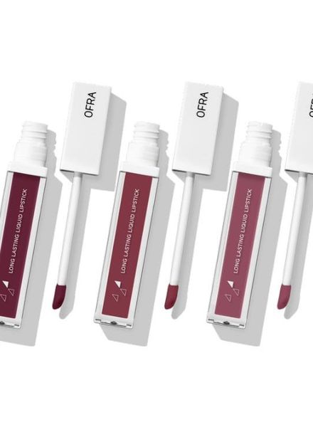 OFRA Cosmetics Ofra Long Lasting Liquid Lip Set - Me, Myself & I