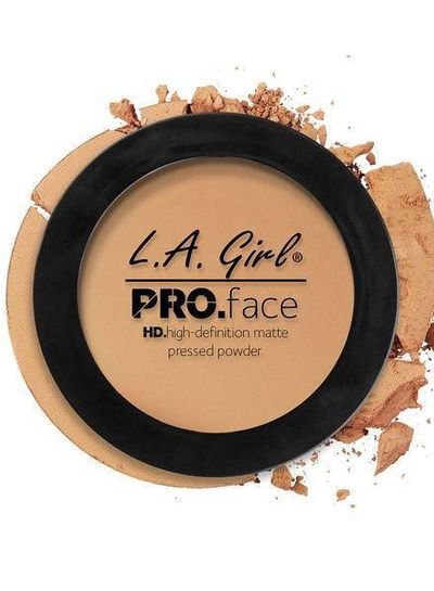 L.A. Girl LA Girl HD Pro Face Pressed Powder Medium Beige