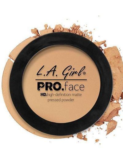 L.A. Girl LA Girl HD Pro Face Pressed Powder - Soft Honey