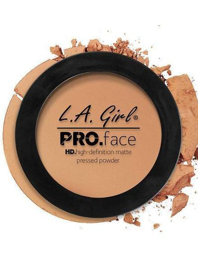 L.A. Girl LA Girl HD Pro Face Pressed Powder - Warm Honey
